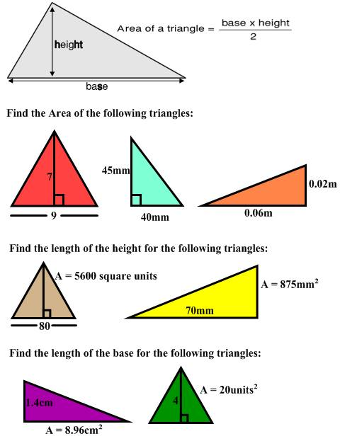 Equilateral Triangle Worksheet : ABITLIKETHIS